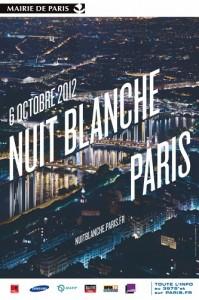 nuit blanche paris 2012