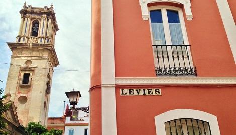 juderia rue levies quartier juif andalousie seville sevilla