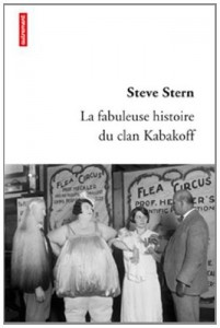 la fabuleuse histoire du clan kabakoff david stern couv