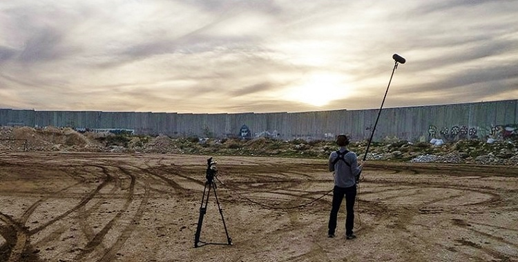 «Holocène 1.2. Jérusalem», par le collectif Berlin