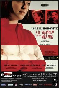 le baiser de la veuve israel horovitz theatre douze paris