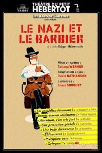 le nazi et le barbier david nathanson petit hebertot edgar hilsenrath
