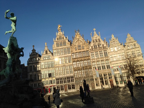 Anvers, Grand-Place.