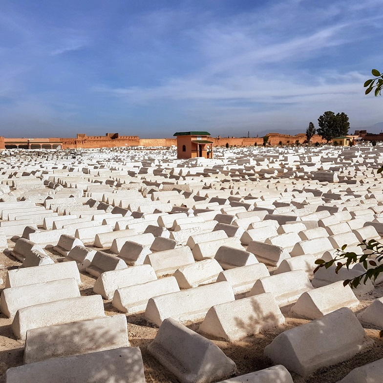 Cimetière Juif de Marrakech