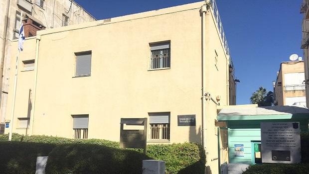 «David Ben Gourion, deux maisons pour un homme» : 1. Tel Aviv
