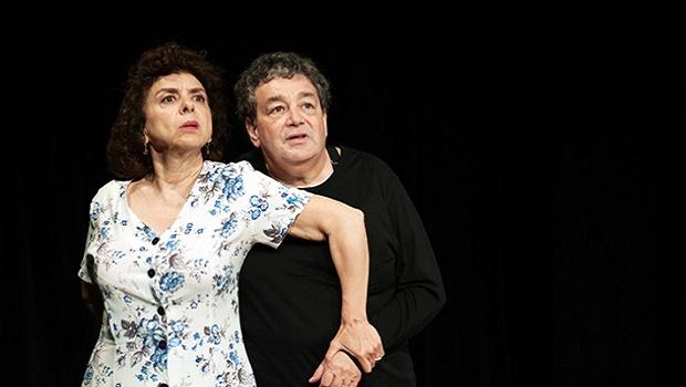 «Adolf Cohen», la pièce de Jean-Loup Horvitz avec Isabelle de Botton