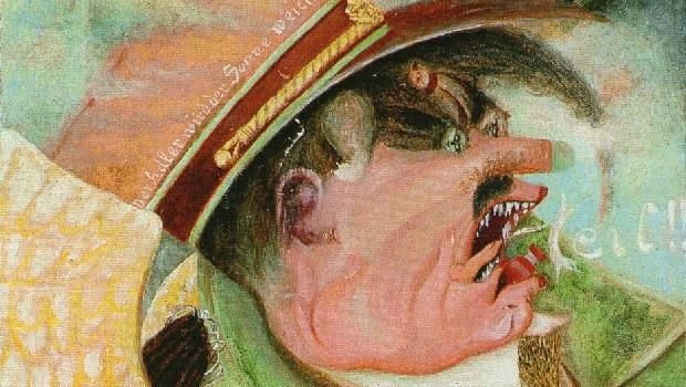 «L'art en guerre», au Musée Guggenheim de Bilbao