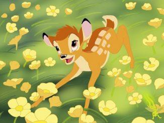 bambi felix salten visuel