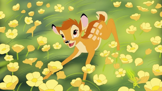 «Bambi. L'histoire d'une vie dans les bois», de Félix Salten