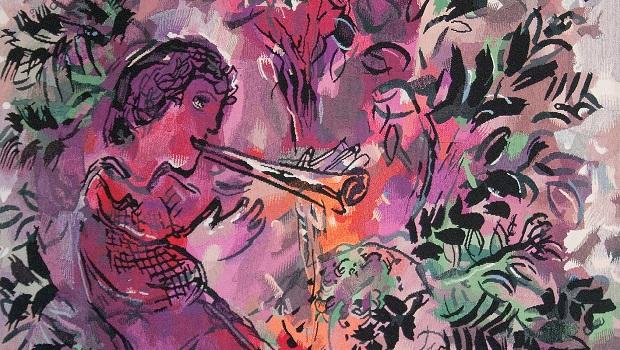 «Chagall. De la palette au métier», au MUba de Tourcoing