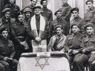 combattants juifs dans les armees de liberation