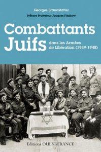 combattants juifs dans les armees de liberation livre