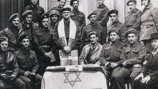 «Combattants Juifs dans les armées de Libération», de Georges Brandstatter