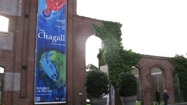 «L'épaisseur des rêves», Marc Chagall à La Piscine de Roubaix