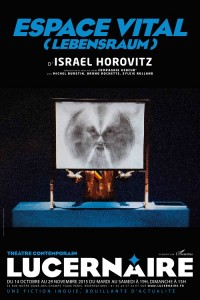 espace vital israel horovitz lucernaire