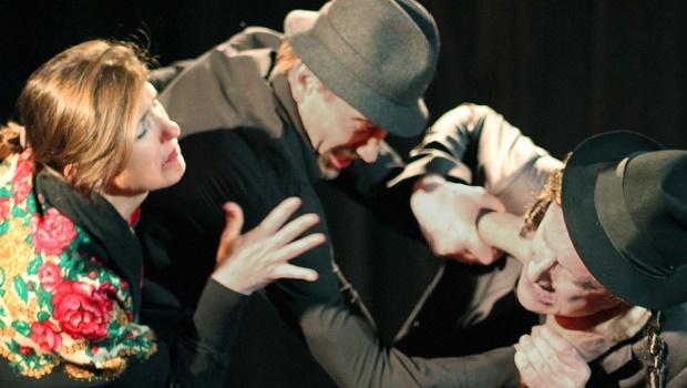 «Espace Vital», la pièce d'Israël Horovitz au Lucernaire