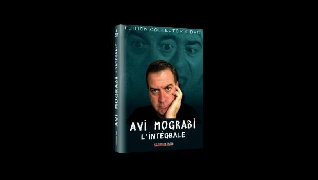 Jusqu'au 29 mars, 10 coffrets DVD «Avi Mograbi. L'intégrale» à gagner !
