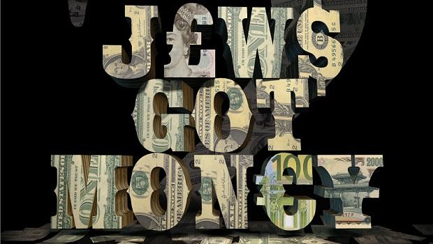 «Jews Got Money», de Sasha Andréas