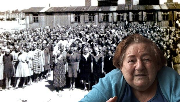 Hilda Hrabovecka est «La dernière femme du premier train»
