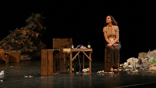 Avignon 2014 : «Le baiser de la veuve», d'Israël Horovitz
