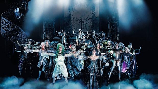 «Le bal des vampires», le musical du théâtre Mogador