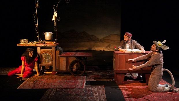 «Le chat du rabbin», actuellement au théâtre des Mathurins