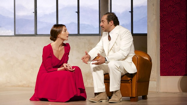 «Les derniers jours de Stefan Sweig», au théâtre Antoine