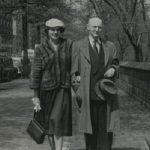 Isaac Bashevis Singer à New York