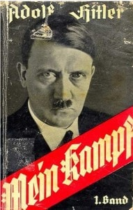 «Mein Kampf» le texte fondateur du nazisme, pourrait être republié