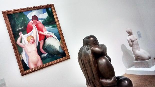 Derniers jours : «Modernités plurielles», 70 ans d'art moderne international à Beaubourg