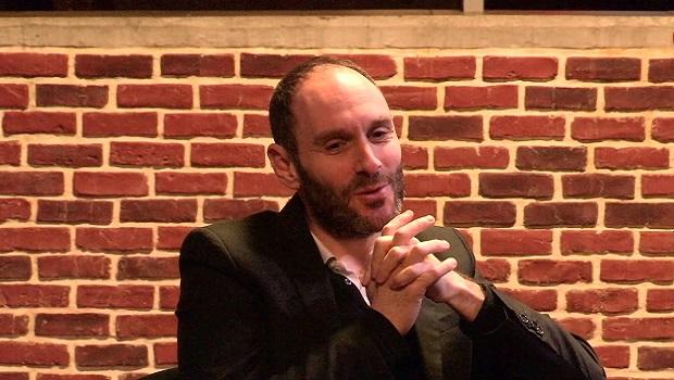 Nicolas Rafal, «Seul ensemble» à l'Archipel