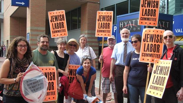 «Résister au nazisme : le Jewish Labor Commitee», de Catherine Collomp