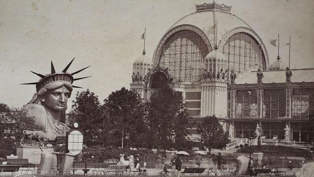 «New York la juive» : 1. Liberty Island, la porte du Nouveau Monde