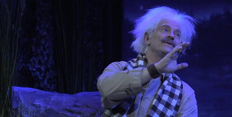 «La trahison d'Einstein», au théâtre Rive Gauche