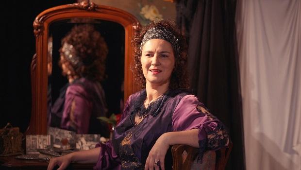 Véronique Fourcaud, «divine Bernhardt» au Ranelagh