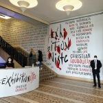 """Exposition """"Christian Louboutin, l'exhibition[niste]"""" au Palais de la Porte Dorée"""
