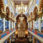 Synagogue de Jérusalem (synagogue du Jubilé), Prague.
