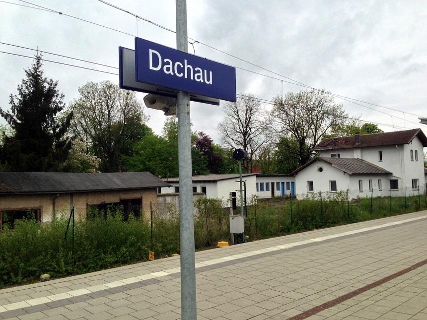 1. Gare de Dachau