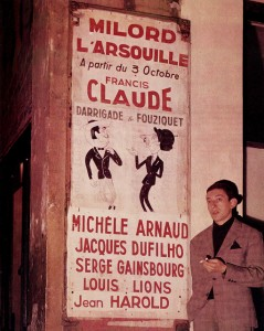 serge gainsbourg milord arsouille