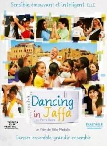 dancing in jaffa pierre dulaine hilla medalia affiche