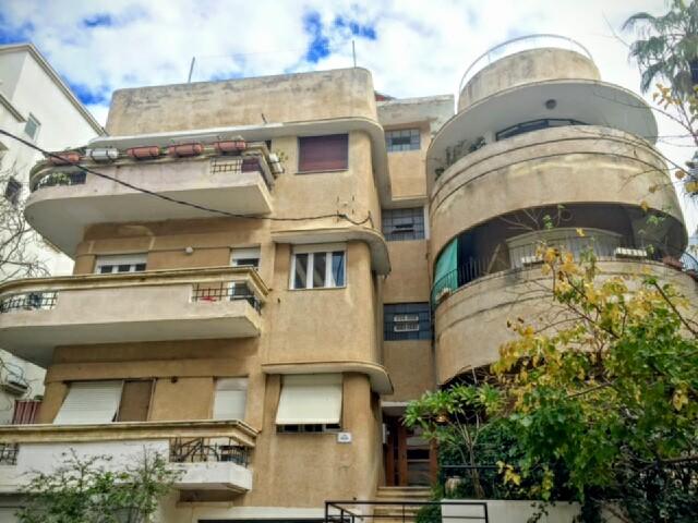 Rue Bilu, Tel Aviv.