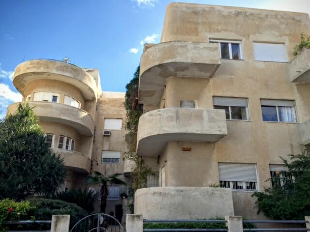 Rue Bialik, Tel Aviv.