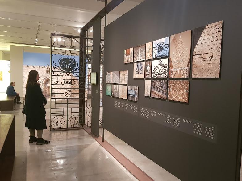 Jerusalem in detail, au Musée d'Israël