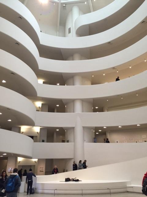 Musée Guggenheim.