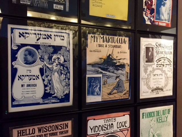 Musée de l'immigration d'Ellis Island