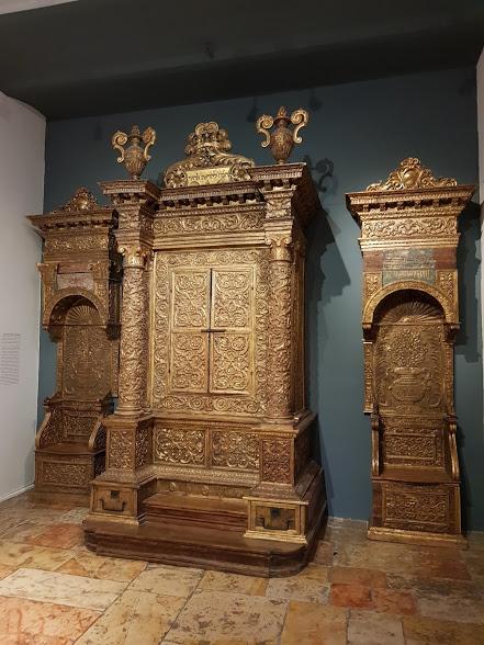 Musée d'art italien et synagogue de Conegliano Veneto, Jérusalem.