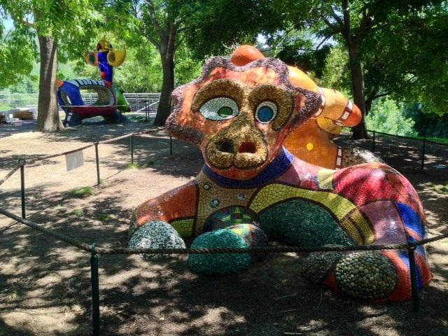Niki de Saint Phalle – Zoo de Jérusalem