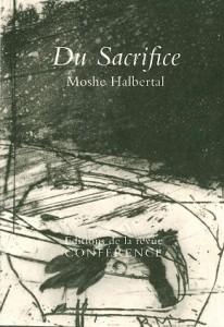 du sacrifice moshe halbertal