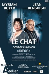 le-chat-georges-simenon-myriam-boyer-jean-benguigui
