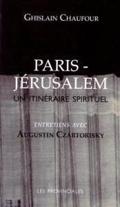 paris jerusalem ghislain chaufour augustin czartorisky
